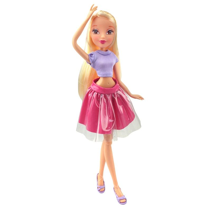 Кукла Winx Club - Городская магия-2, StellaКуклы Винкс (Winx)<br>Кукла Winx Club - Городская магия-2, Stella<br>