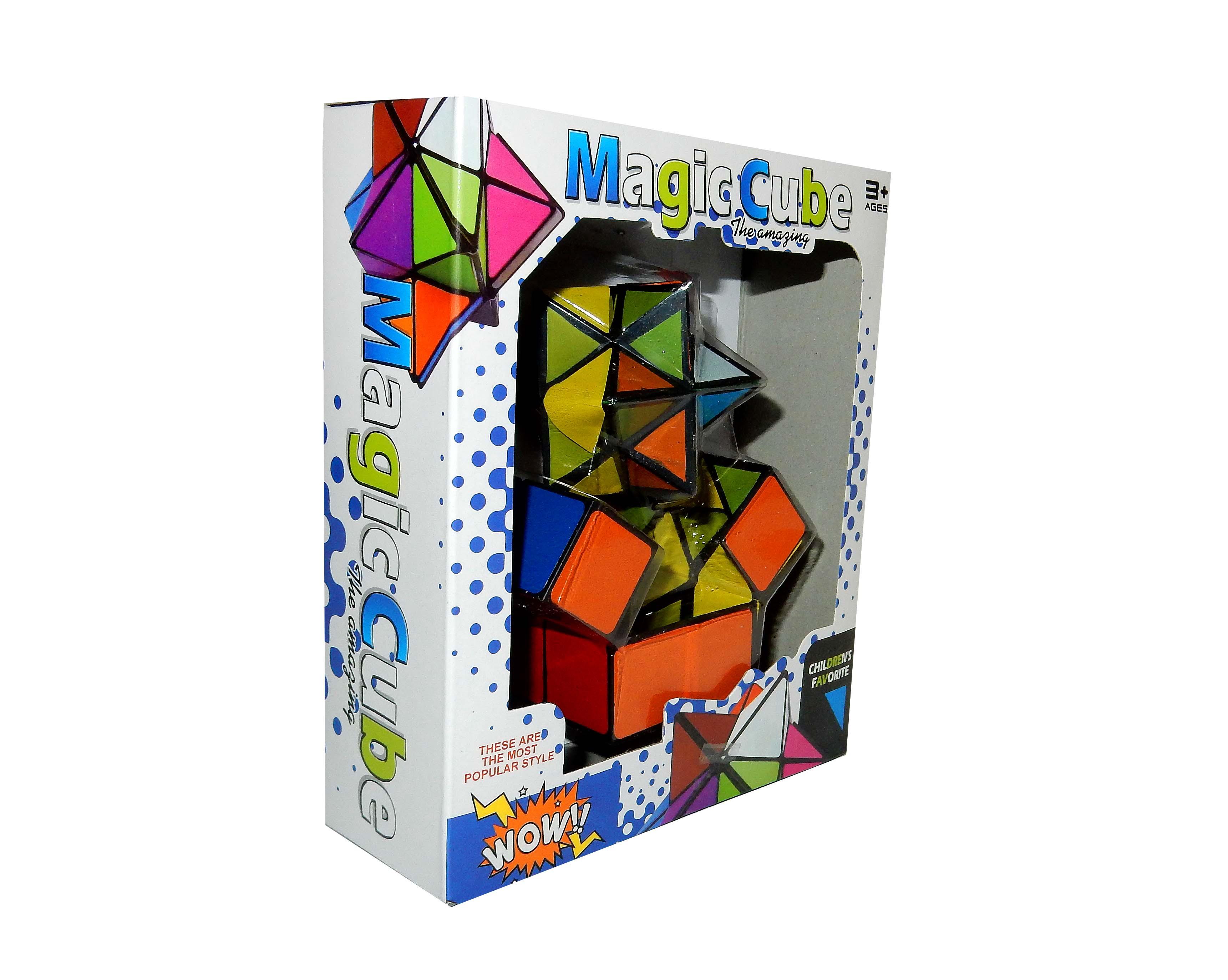 Головоломка – Кубик