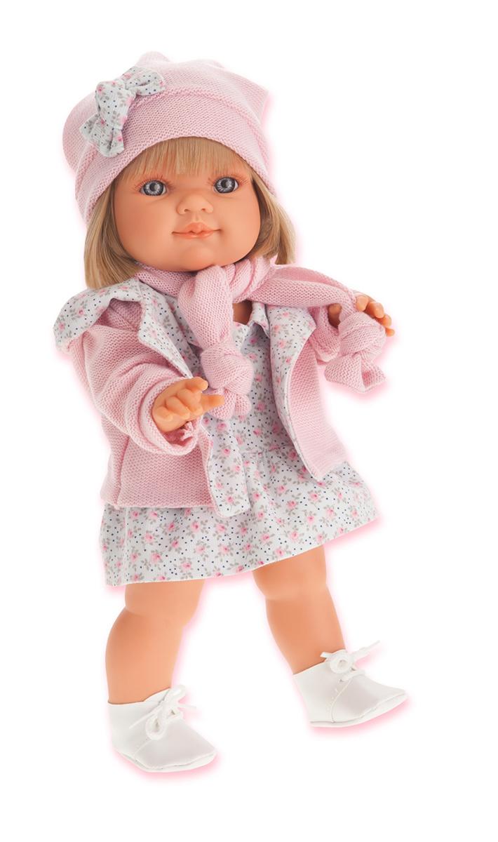 Кукла Эмма, 38 смКуклы Антонио Хуан (Antonio Juan Munecas)<br>Кукла Эмма, 38 см<br>