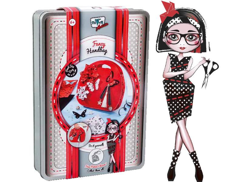 Набор для творчества VIP ДизайнерДетские сумочки<br>Набор для творчества VIP Дизайнер<br>