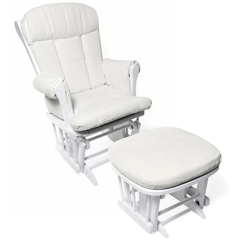 Кресло-качалка для кормления Nuovita Bertini, цвет - Bianco/Белый по цене 22 719