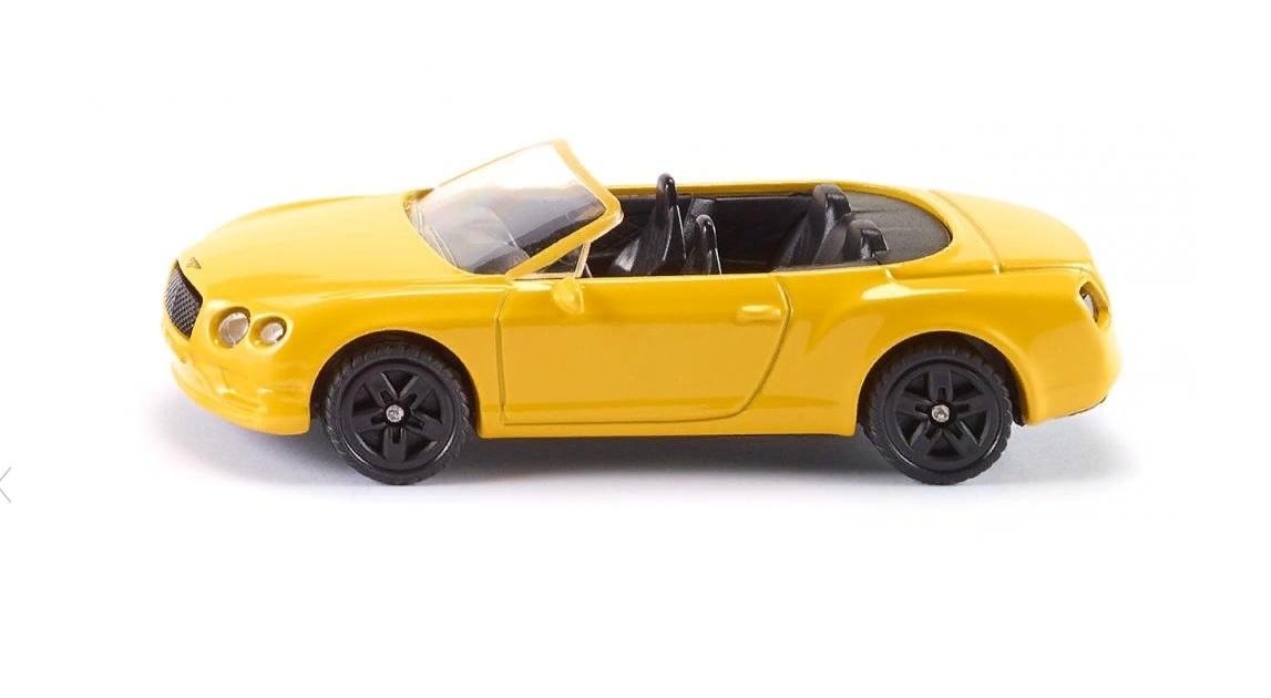 Купить Машина - Bentley Continental GT V8, кабриолет, Siku
