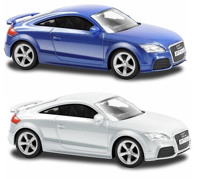 Металлическая машина RMZ City - Audi TT Coupe, 1:43Audi<br>Металлическая машина RMZ City - Audi TT Coupe, 1:43<br>