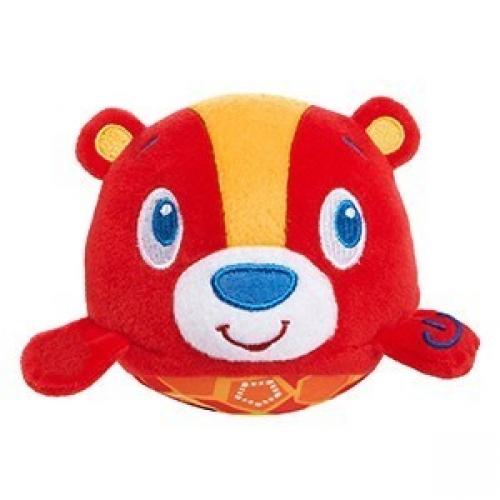 Погремушка Плюшевый хохотунчик СобачкаДетские погремушки и подвесные игрушки на кроватку<br>Погремушка плюшевый «Хохотунчик» – это веселый, симпатичный зверек в виде шарика, который издает забавные звуки, мелодии, стоит только хлопнуть по нему.<br>Хорошая игрушка, стимулирующая двигательную активность малыша.<br>