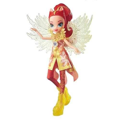 Кукла Эквестрия Герлз. Легенды вечнозеленого леса. Crystal Wings - Сансет ШиммерКуклы Девушки Эквестрии (Equestria Girls)<br>Кукла Эквестрия Герлз. Легенды вечнозеленого леса. Crystal Wings - Сансет Шиммер<br>