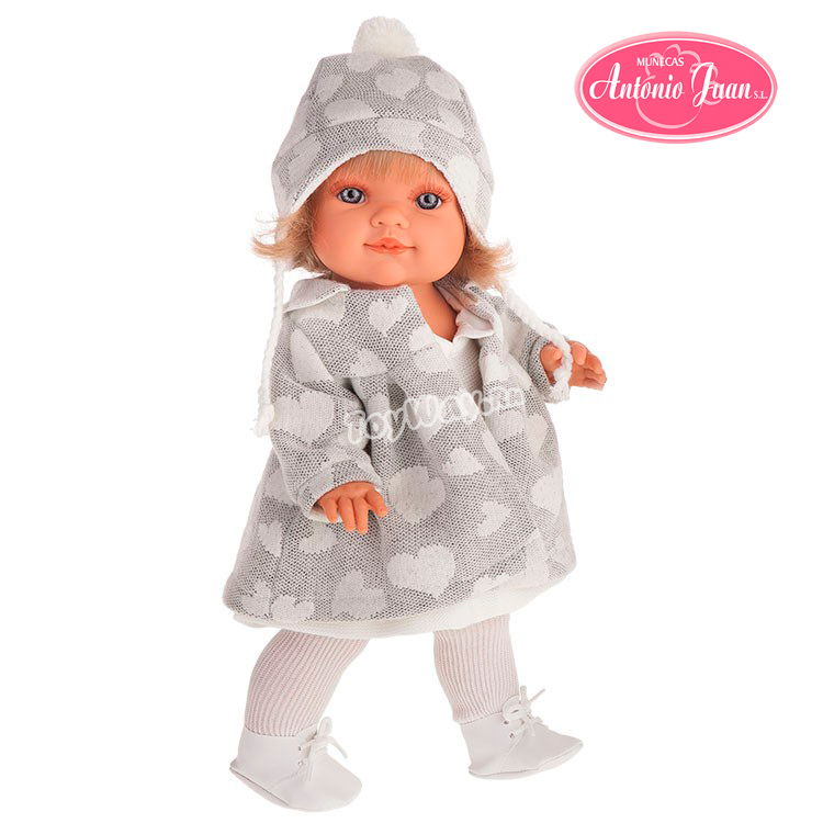 Кукла Анхелика, 38 см. от Toyway