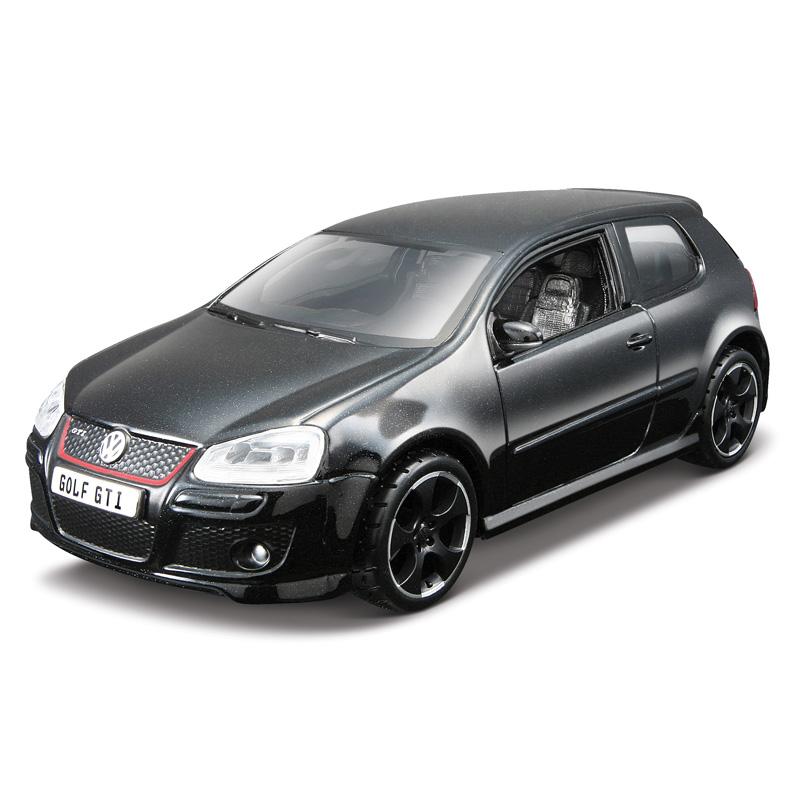 Bburago Металлическая машинка Volkswagen Golf GTI Edition сборка, масштаб 1:32
