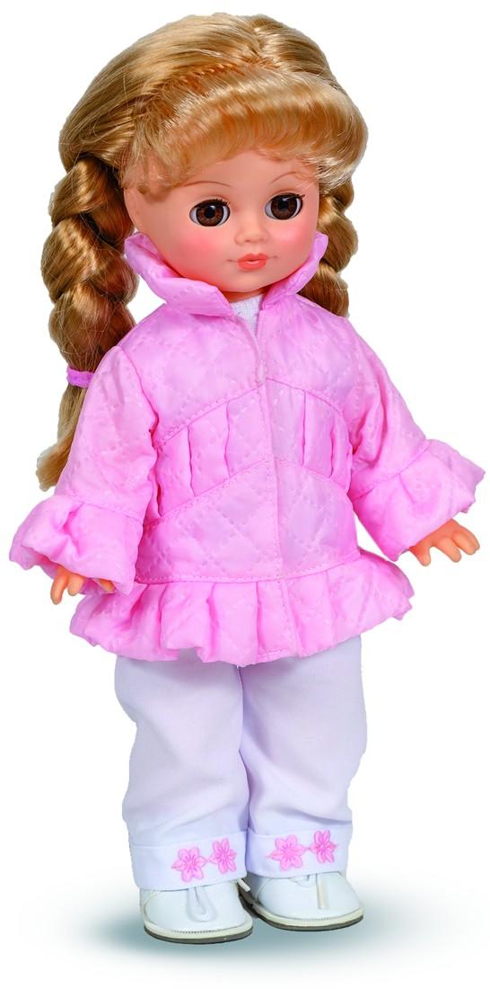 Кукла «Олеся 6» со звуком, 36 смРусские куклы фабрики Весна<br>Кукла «Олеся 6» со звуком, 36 см<br>