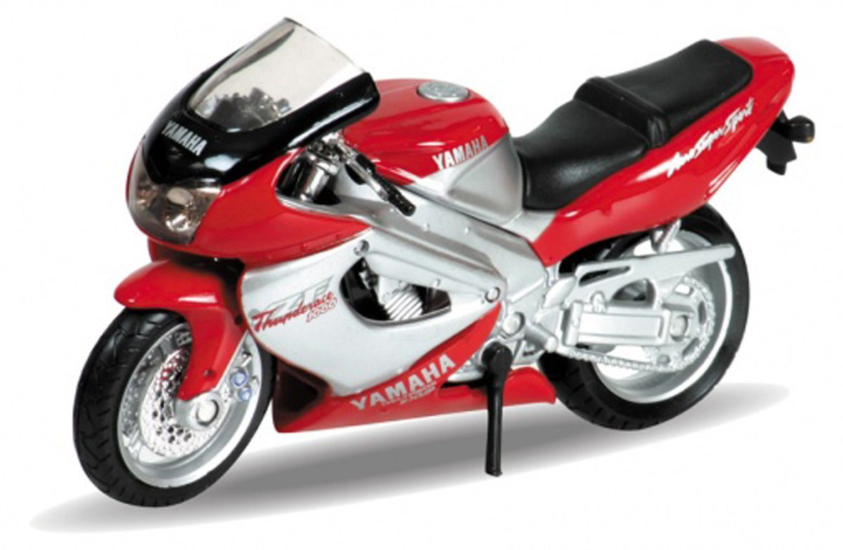 Игрушечный мотоцикл Yamaha YZF1000RМотоциклы<br><br>