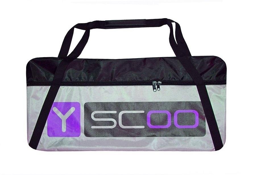 Сумка-чехол для самоката Y-Scoo 230, цвет сиреневый