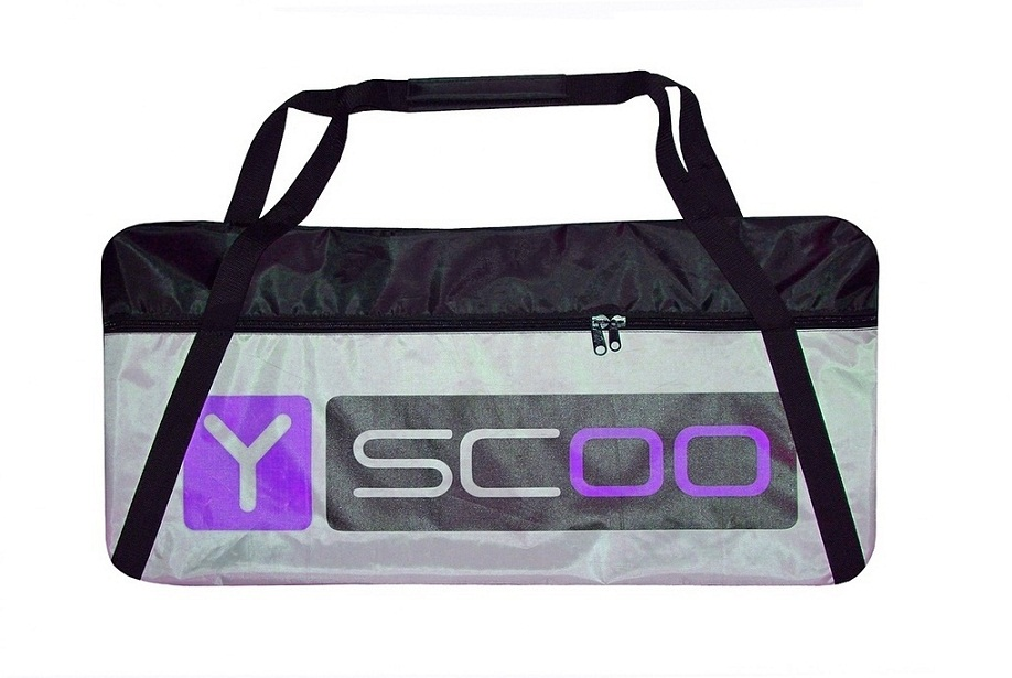 Сумка-чехол для самоката Y-Scoo 230, цвет сиреневыйАксессуары для самокатов<br>Сумка-чехол для самоката Y-Scoo 230, цвет сиреневый<br>