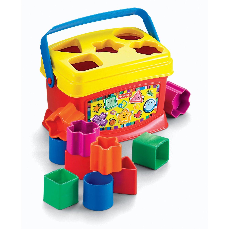 Сортер - Первые кубики малышаСортеры, пирамидки<br>Сортер - Первые кубики малыша<br>