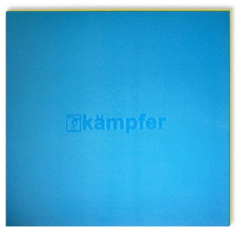 Гимнастический мат Kampfer Татами, синий F0000003964