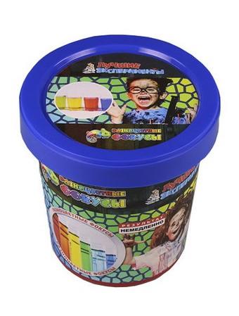 Купить Набор для экспериментов – Разноцветные фокусы. Микро-набор, Научные технологии