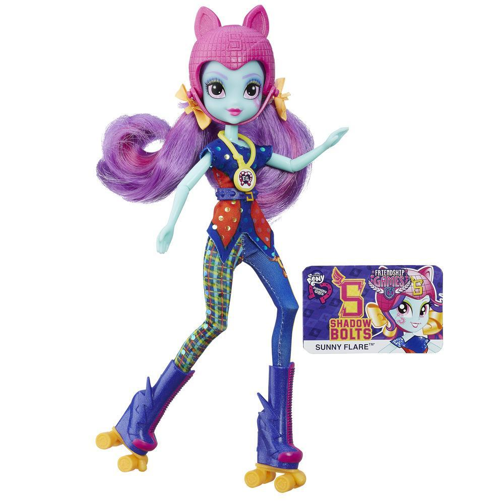 Купить Кукла Санни Флер из серии My Little Pony Equestria Girls, Hasbro