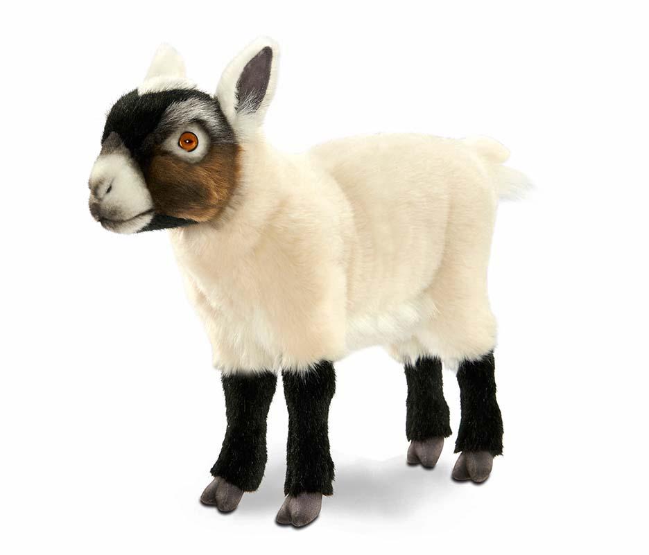 Мягкая игрушка – Коза, 30 см