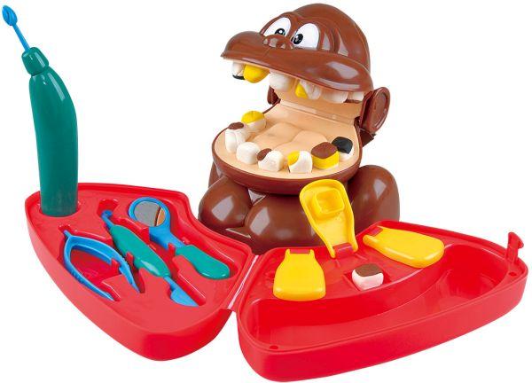 Набор с пластилином Стоматолог