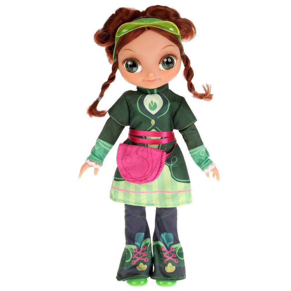 Купить Интерактивная кукла Сказочный патруль – Маша, 32 см, в стиле кэжуал, 15 песен и фраз, Карапуз