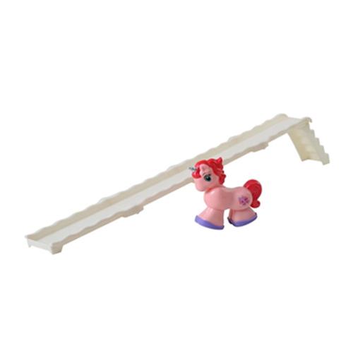 Развивающая игрушка - Единорог с горкойРазвивающие игрушки PlayGo<br>Развивающая игрушка - Единорог с горкой<br>