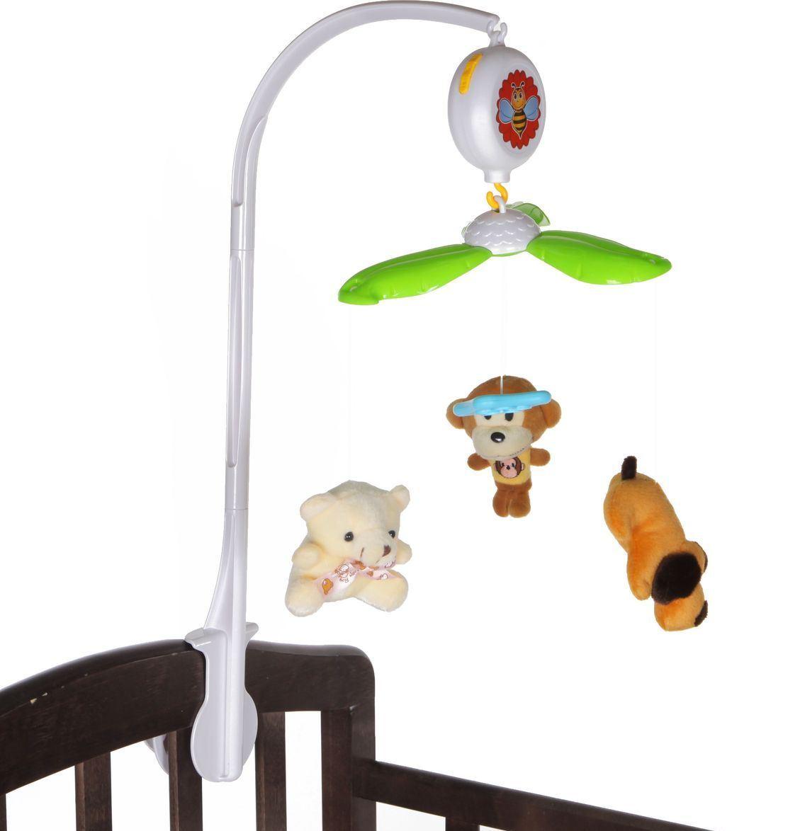 Мобиль на кроватку - Мобили и музыкальные карусели на кроватку, игрушки для сна, артикул: 166560