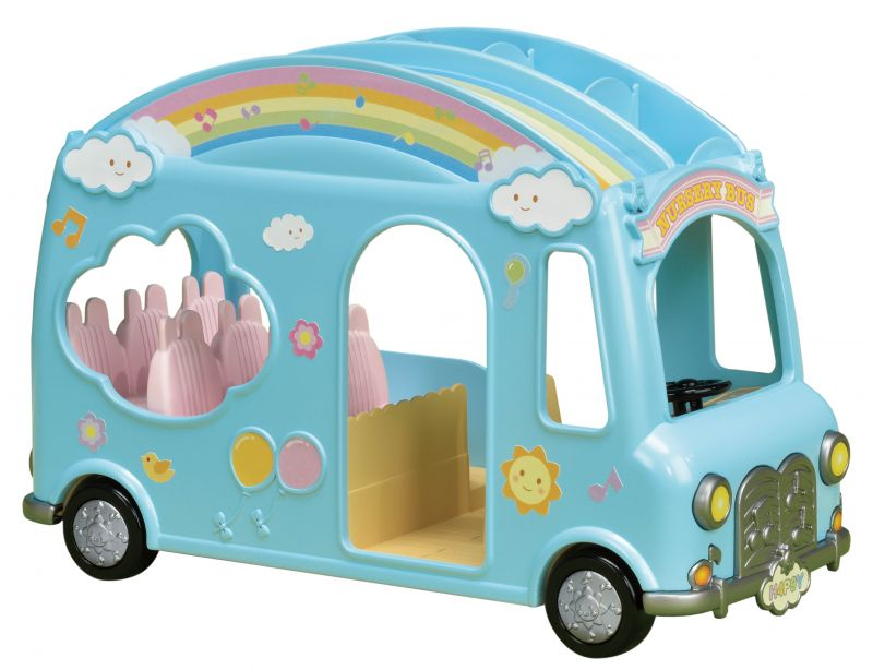 Автобус для малышей Sylvanian Families, Epoch  - купить со скидкой