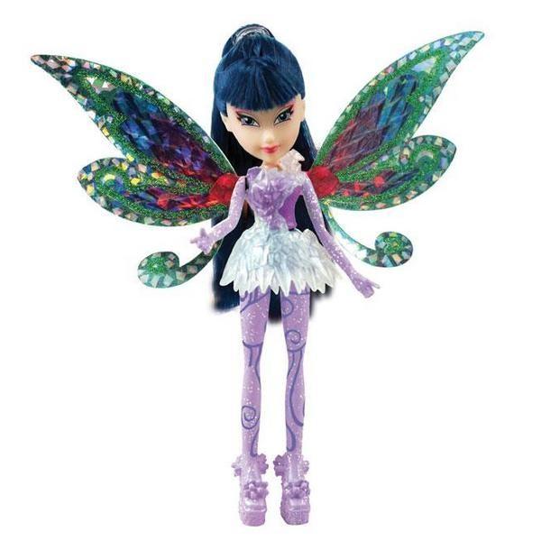Мини-фигурка из серии Winx Club Тайникс – Musa, 12 см.Куклы Винкс (Winx)<br>Мини-фигурка из серии Winx Club Тайникс – Musa, 12 см.<br>