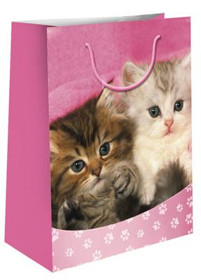 Купить Пакет подарочный - Котята, Росмэн