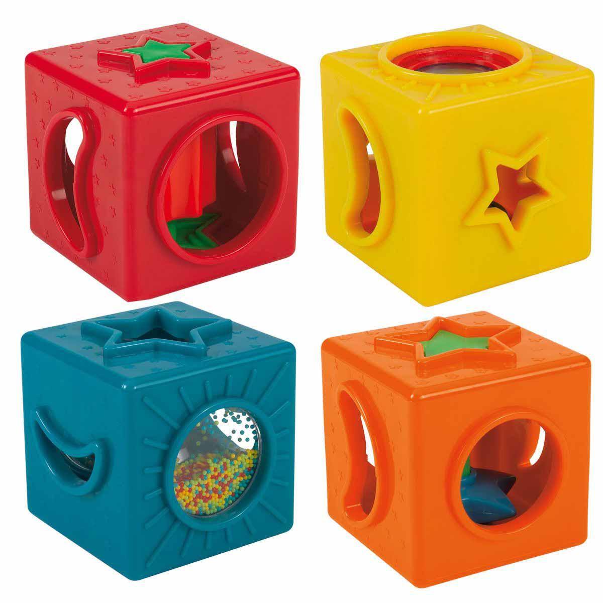 Развивающие кубикиРазвивающие игрушки Simba Baby<br>Развивающие кубики<br>