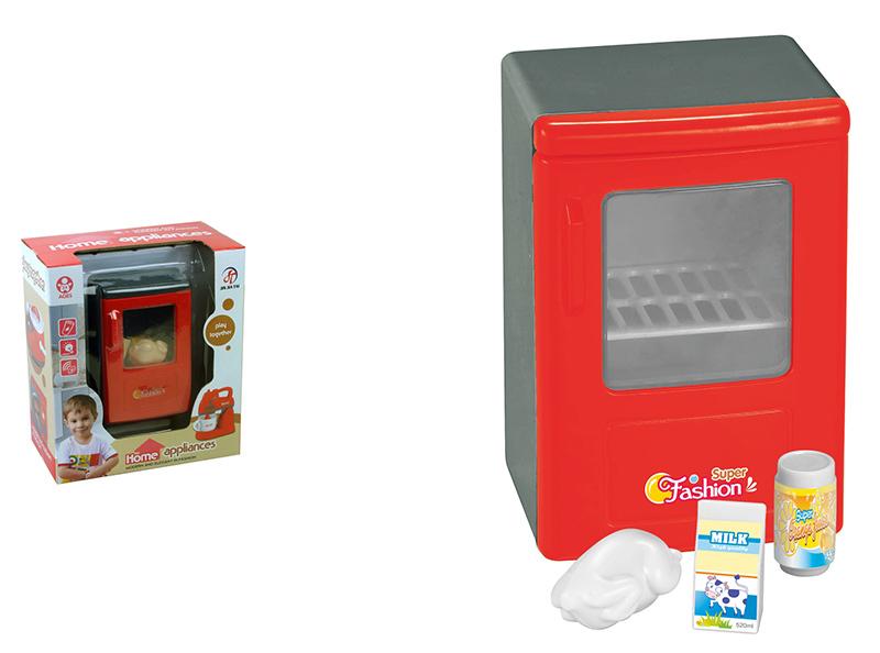 Детский холодильник – Помогаю маме, свет и звукАксессуары и техника для детской кухни<br>Детский холодильник – Помогаю маме, свет и звук<br>