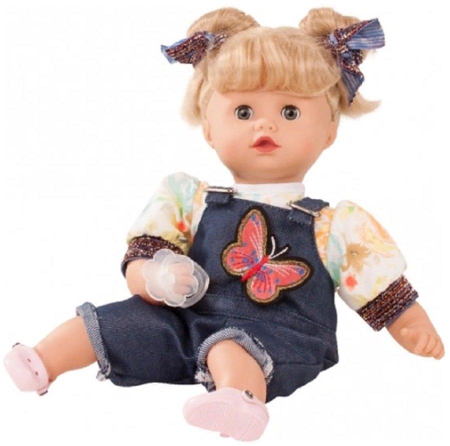 Купить Кукла в комбинезоне - Маффин, блондинка, 33 см, Gotz