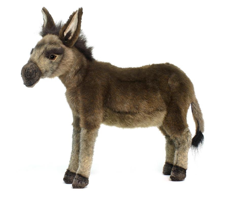 Мягкая игрушка - Ослик, 41 смЖивотные<br>Мягкая игрушка - Ослик, 41 см<br>