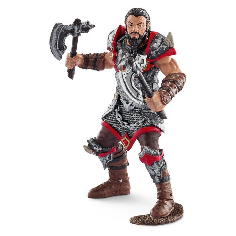 Игровая фигурка Рыцарь Драконов - БерсеркЗамки, рыцари, крепости, пираты<br>Игровая фигурка Рыцарь Драконов - Берсерк<br>