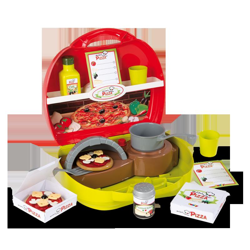 Мини кухня ПиццаДетские игровые кухни<br>Мини кухня Пицца<br>