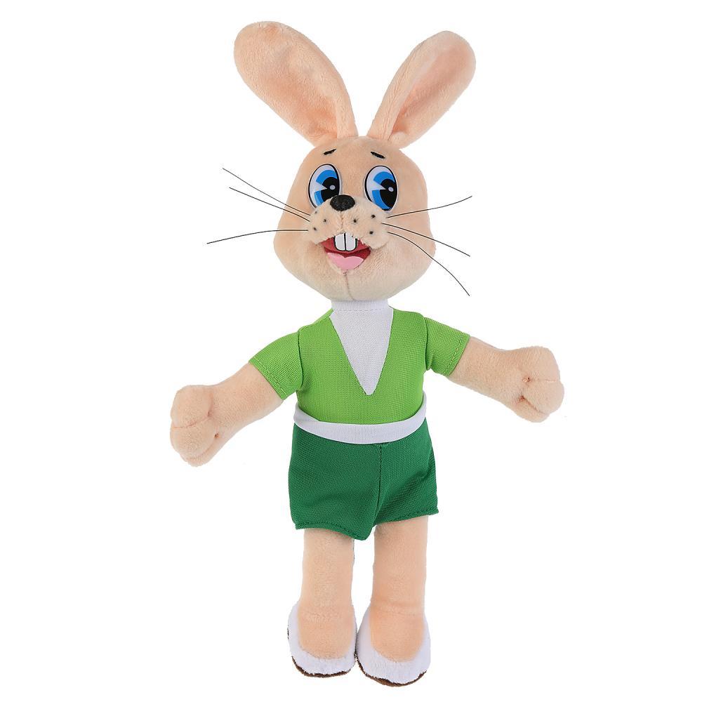 Купить Мягкая игрушка – Заяц Ну погоди, 25 см, Мульти-Пульти