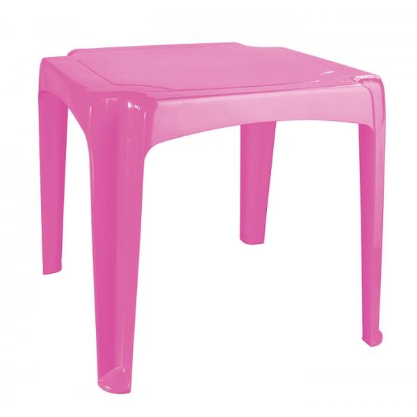 Стол детский розовый от Toyway