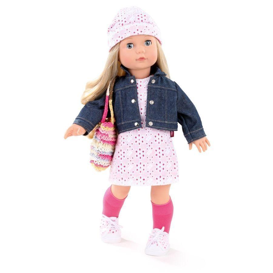 Кукла Джессика блондинка в одежде Götz