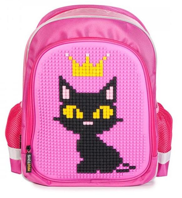 Рюкзак Котенок с пикселямиДетские рюкзаки<br>Рюкзак Котенок с пикселями<br>