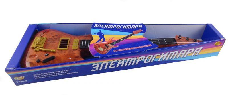 Электрогитара со световыми эффектами - Гитары, артикул: 118322
