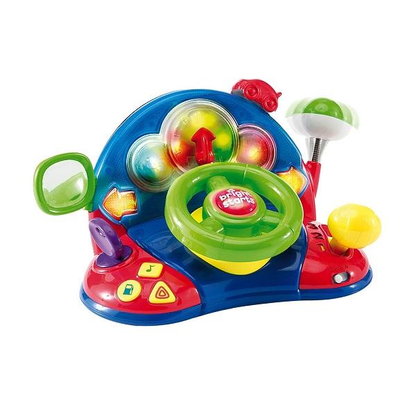Развивающая игрушка Bright Starts Маленький водительДетские развивающие игрушки<br>Развивающая игрушка Bright Starts Маленький водитель<br>