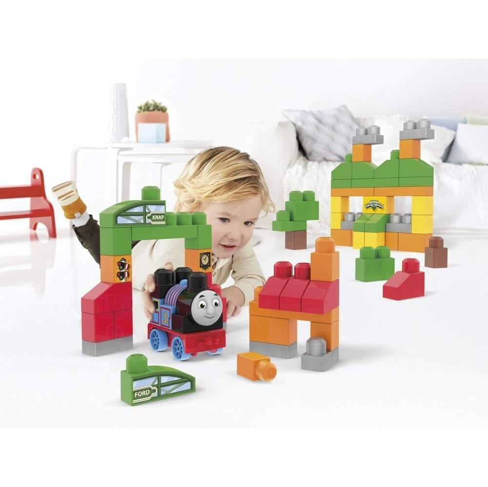 Конструктор Mattel Mega Bloks Разные формы DXH34
