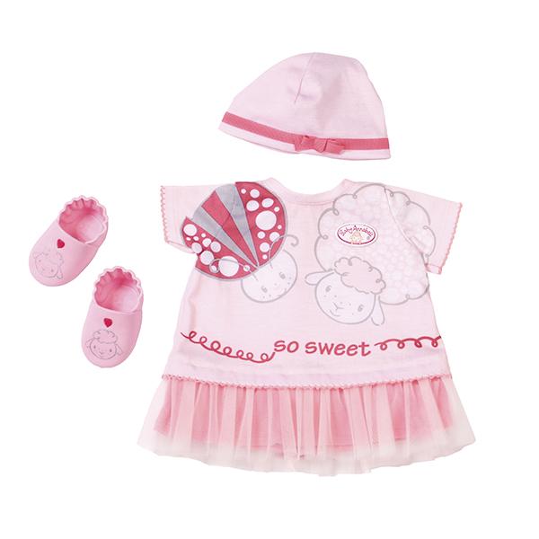 Baby Annabell - Одежда для теплых деньков от Toyway