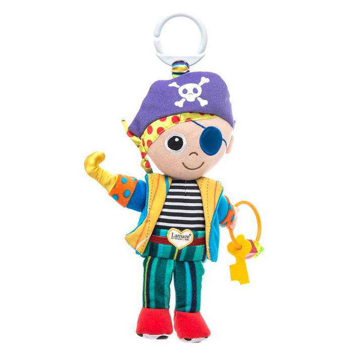 Игрушка для малышей - Пират ПитДетские погремушки и подвесные игрушки на кроватку<br>Игрушка для малышей - Пират Пит<br>