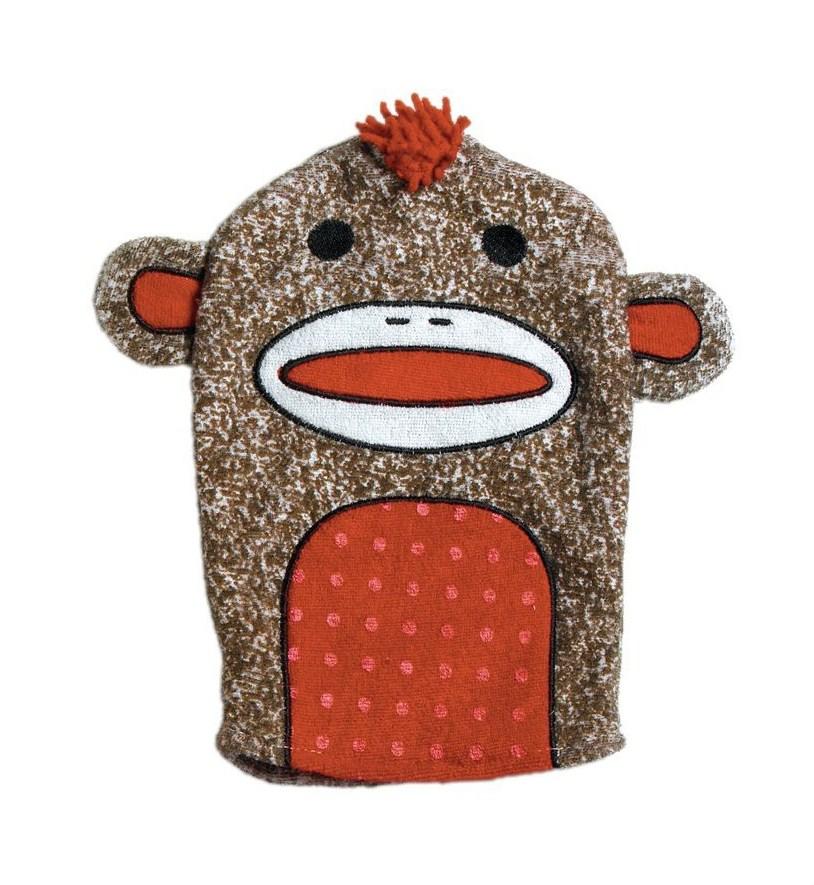 Кукла марионетка - Плюшевая обезьянка из серии Время купаться, 21 смКуклы Адора<br>Кукла марионетка - Плюшевая обезьянка из серии Время купаться, 21 см<br>