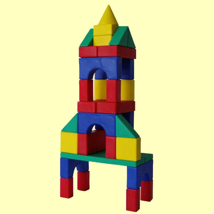 картинки башня из кубиков плоскостная