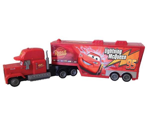 Инерционный грузовик из серии Тачки – МаквинCARS 2 (Игрушки Тачки 2)<br>Инерционный грузовик из серии Тачки – Маквин<br>