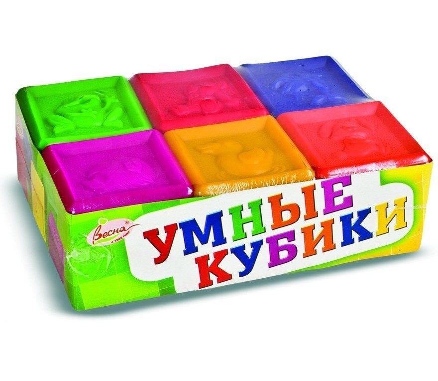 Набор - Умные кубикиКубики<br>Набор - Умные кубики<br>