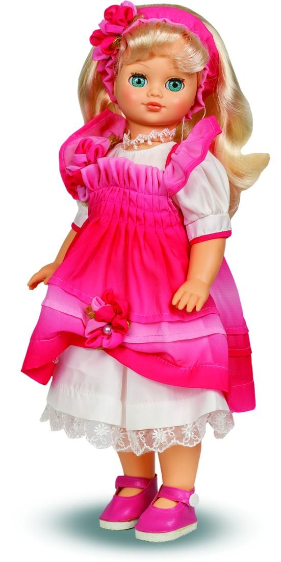 Кукла «Лиза 15» со звуковым устройством,42 см.Русские куклы фабрики Весна<br>Кукла «Лиза 15» со звуковым устройством,42 см.<br>