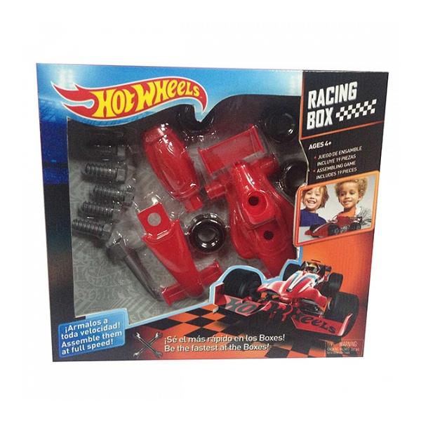 Игровой набор юного механика из серии Hot Wheels, компактныйHot Wheels<br>Игровой набор юного механика из серии Hot Wheels, компактный<br>