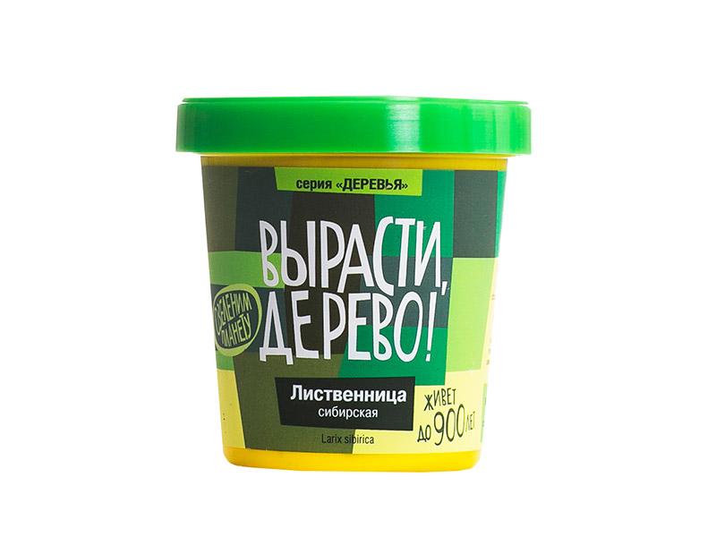 Набор для выращивания растений - Лиственница сибирскаяНаборы для выращивания растений<br>Набор для выращивания растений - Лиственница сибирская<br>