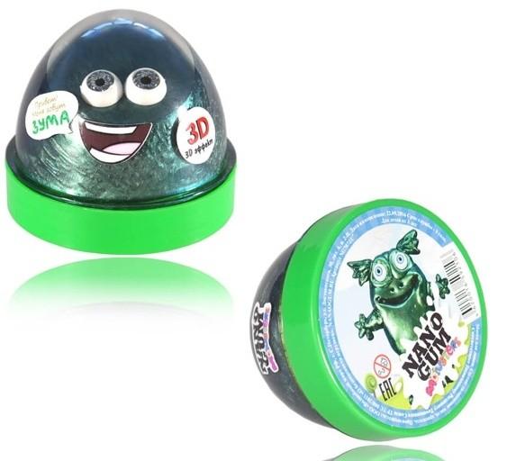 Жвачка для рук Nano gum – Зума, 50 граммЖвачка для рук<br>Жвачка для рук Nano gum – Зума, 50 грамм<br>